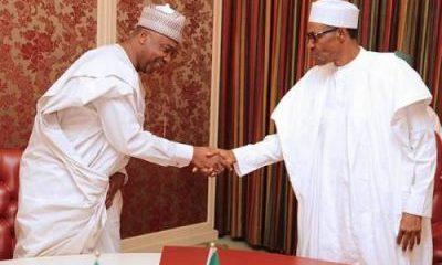 Buhari, Oshiomhole Upset R-APC Defection Plan