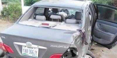 Customs Officer Kills Two Colleagues At Checkpoint In Lagos