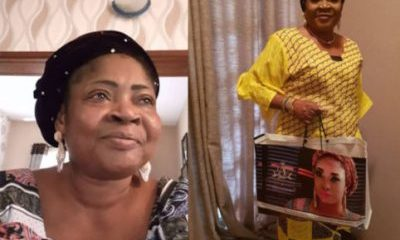 Veteran Singer Salawa Abeni Escapes A Robbery Attack In Lagos