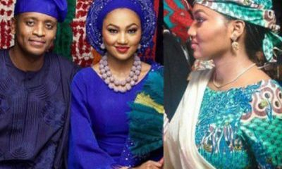 Zahra Buhari Confirms Welcoming Her First Child With Ahmed Indimi In Spain