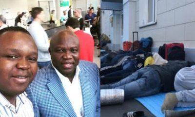 Governor Ambode Arrives Russia, Pledges To Send Stranded Nigerians Home