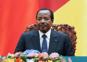 BREAKING: Cameroon President Biya Announces Re-Election Bid