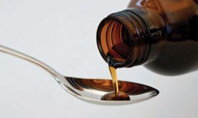 FG Recalls 2.4M Bottles Of Codeine