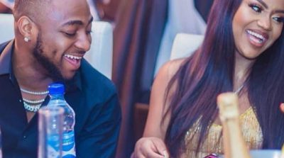 Family Feud Looms As Davido's Girlfriend, Chioma Dumps School