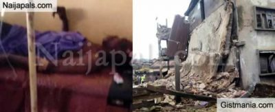 A three-storey shopping complex under construction in the Jabi area of Abuja has collapsed killing, one person and leaving 12 others trapped. The incident occurred around 1:30pm. A witness said children and food hawkers were among those trapped in the building. Eight people were said to have been rescued, including the site engineer, whose leg was reportedly broken. At the time of filing this report, rescue operations were ongoing. Officials of federal capital territory (FCT) fire service and National Emergency Management Authority ( NEMA ) are currently at the scene. (The Cable)