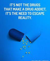 Addicts, Addiction And Judges