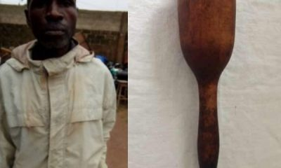 Landlord Kills Tenant's 4year-old Son With Pestle In Ogun [PHOTO]