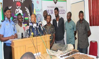 Police Name Plateau, Benue Killings Suspects