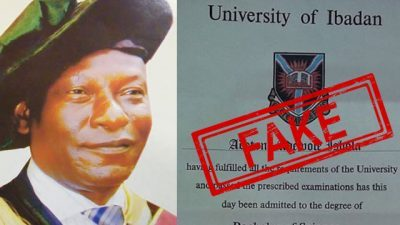 Polytechnic Sacks Rector In Osun State Over Forged Phd Certificate