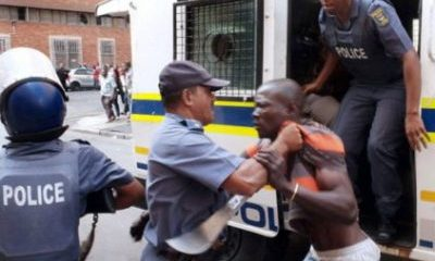Again, Another Nigerian Shot Dead In South Africa