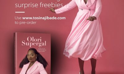 From Misfit To Hero | Olorisupergal's Tosin Ajibade Set To Release New Book