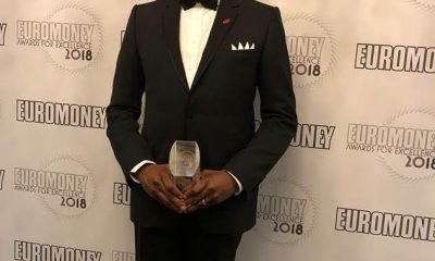 More Accolades for Leo: UBA Emerges Best InstitutionIn Digital Banking Across Africa