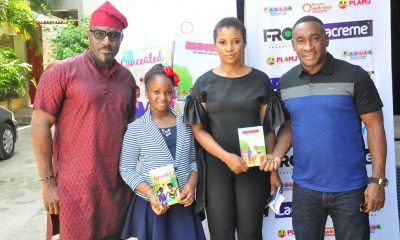 10-Year-Old Girl Launches Two Books