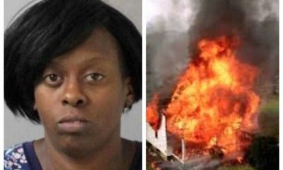 Woman Sets House On Fire Because She Was Not Invited To A Party