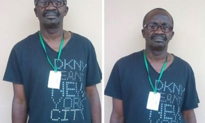 Man Who Claimed To Work With EFCC Scams Female Pastor And Her Congregation In Ibadan (Photo)
