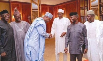 BREAKING: I'm Considering Running Against Buhari In 2019 — Saraki