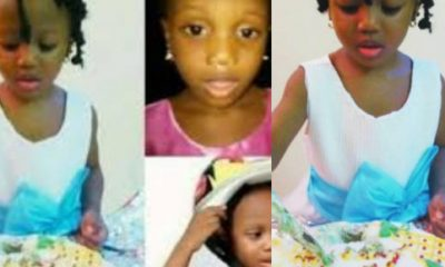 4-Year-Old Elo Ogidi Stolen At Lagos Christ Embassy Church, Found In Benin