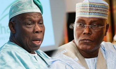 ''God Will Never Forgive Me If I Support Atiku For President'' Olusegun Obasanjo