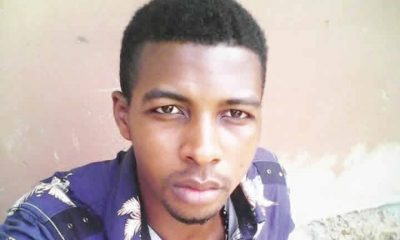 Photo: Suspected Cultist Kills Friend Over Girl In Lagos