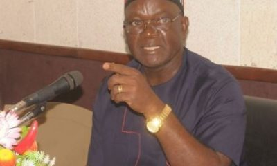 'No Amount Of Persecution Will Make Me Return To APC' - Benue State Governor, Samuel Ortom