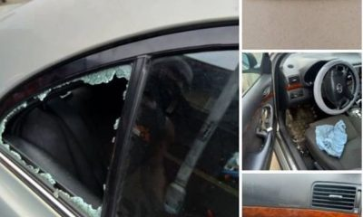 Lagos Police Issues Statement On The Death Of A Car Thief Who Slipped Off A Wall, Landed On A Cemented Floor And Broke His Skull