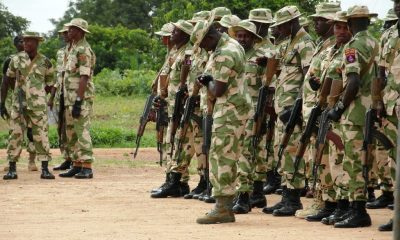 Angry Soldiers Ground Maiduguri Airport, Shoot Indiscriminately As They Protest An Unwanted Transfer