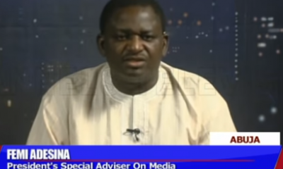 Anti-Corruption Fight: ''Only Thieves Should Be Worried About Buhari's Comments''- Femi Adesina