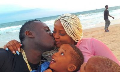 Duncan Mighty Accused Of Beating His Wife black and Blue
