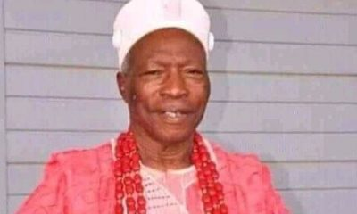 Mentally Deranged Man Stabs A King In Ekiti State, Oba Gbadebo Ogunsakin, To Death