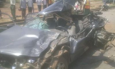 Auto Crash In Niger State Kills 11 People, 16 Injured