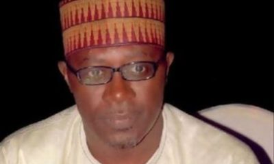 'It Is Important To Let Nigerians Understand That NBC Does Not Ban Any Song' - Director-General Of NBC, Ishaq Midibbo-Kawu