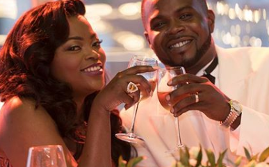 Award-winning actress, Funke Akindele-Bello and her hubby, Abdulrasheed Bello aka Jjc Skillz are celebrating their 2nd wedding anniversary today, August 23rd. Funke and Jjc Skillz had a private wedding in 2016 in London. Taking to her IG page, Funke shared a video showing all the beautiful moments they have shared and thanked him for always being there for her. ''It's by your grace Oh Lord!! Happy wedding anniversary to us darling @jjcskillz Thank you so much for your love,patience,care and support. I pray we live longer together in happiness,good health and abundant wealth in Jesus name. My #gbogbobigsboy #myking #ayomi#myblackman finebobo #naonlymedeyrusham''. JJC on his IG page wrote ''@funkejenifaakindele Thank you my love for coming to my life and making my house into a home. Our Mummy. My best friend and my padi of life. 2 year flew by so fast. I pray we last through to our old age. Happy anniversary my love. ? Amen''. Watch the video below