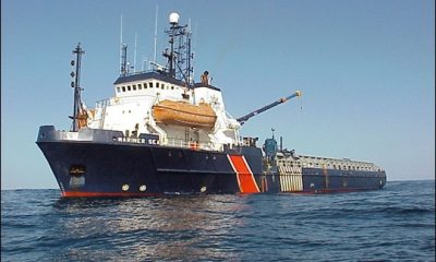 Lagos-Bound Russian Vessel Laden With Explosives Detained In South Africa