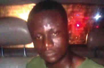 Photo: Man Arrested For The Alleged Murder Of 20-Year-Old Lady In Imo