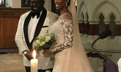 Photos From Donald Duke's Daughter's Wedding In Switzerland