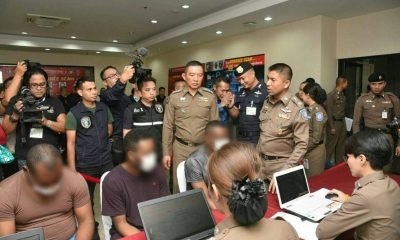 Three Nigerian Men Nabbed In Thailand For Allegedly Running Romance Scam