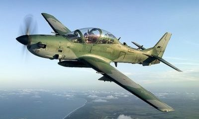 Boko Haram: Nigeria Appeals For Earlier Delivery Of Tucano Aircraft By U.S. Firm