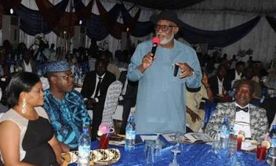 Tell Your 'Oga In Lagos' To Build The Road To Your Station – Akeredolu Tells Adaba FM