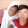 Chinese Man Marries His Muslim Nigerian Girlfriend After Converting To Islam (Photos)