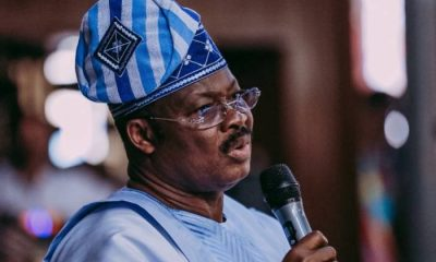 That Yinka Ayefele Has Bad Legs Does Not Mean He Must Break Laws – Governor Ajimobi