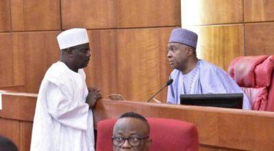 You Can't Shut Down Senate Over Personal Issues – Ndume Tackles Saraki