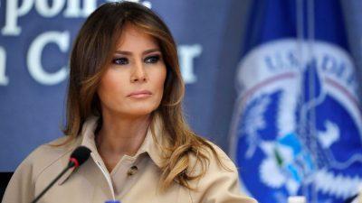 Melania Trump's Parents Become U.S. Citizens