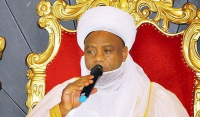 Eid-El-Kabir To Hold Tuesday August 21 – Sultan Declares