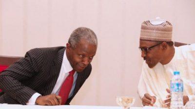 Osinbajo Is Buhari's Running Mate In 2019, Says Garba Shehu