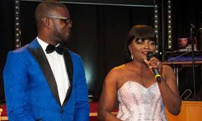 'With Scene One TV , It's Nollywood On The Go' - Funke Akindele-Bello And Hu­bby JJCskillz Talk About Their Movie Str­eaming App /Website