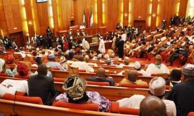 UPDATE: Senators Allowed Into Assembly Complex