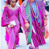 #ibiBru2018: Oscar Ibru's Son, Chris Weds His Bride, Ibiyinka In A Colourful Ceremony