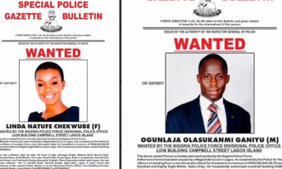 Police Declare 9 Bankers Wanted For Stealing Customers' Deposits Totalling Over N500million