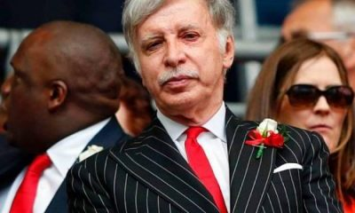 American Billionaire Stan Kroenke Acquires £1.8 Billion Arsenal