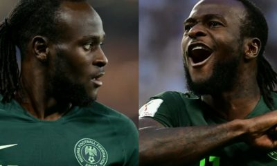 Breaking! Victor Moses Announces Retirement From International Football